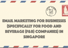 email marketing for businesses in singapore food and beverage retail companies