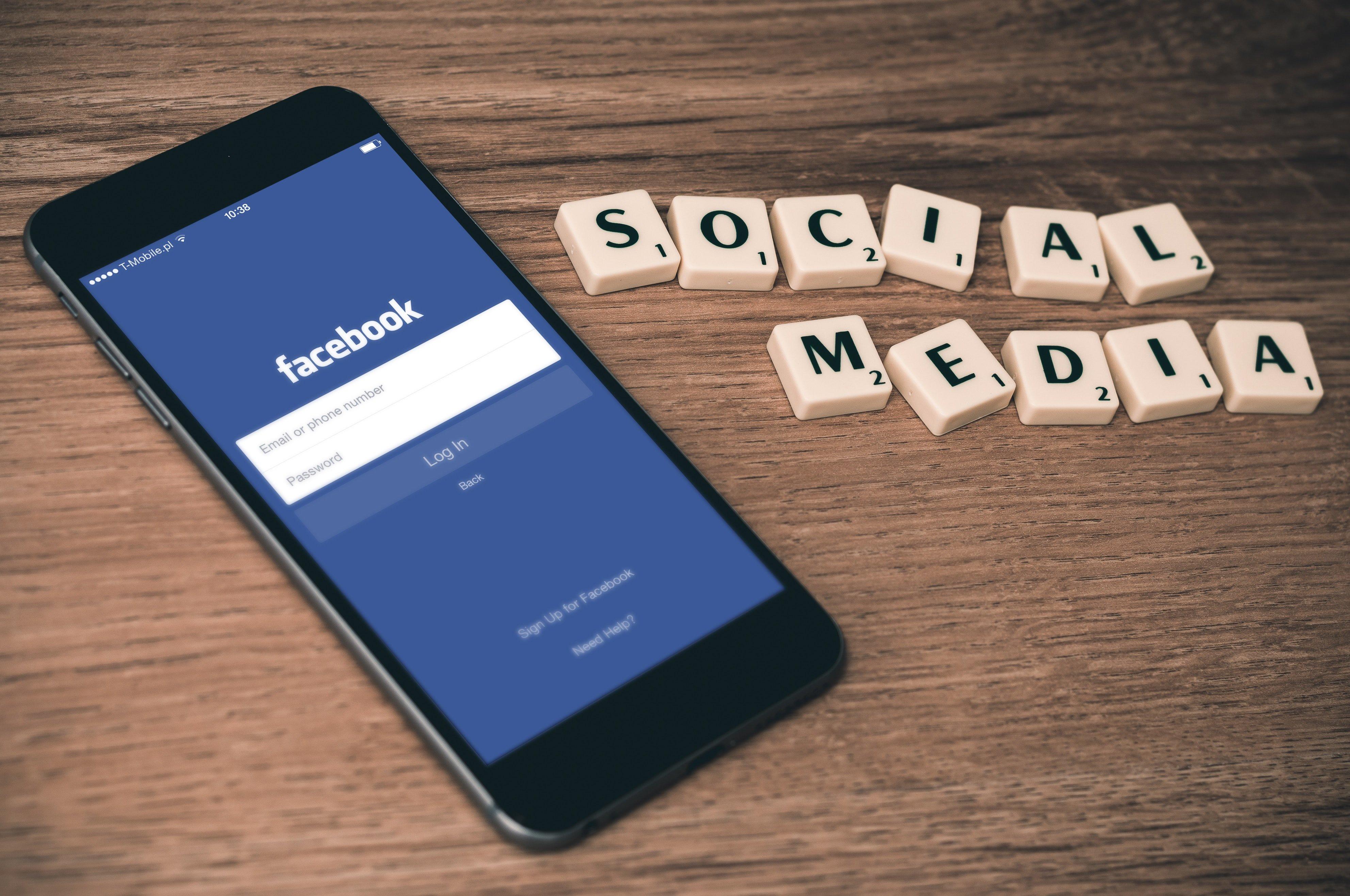 SEO optimized content facebook