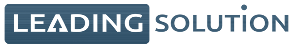 The Leading Solution Logo