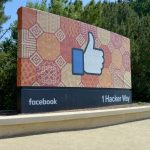 facebook thumbs up edorsement sign