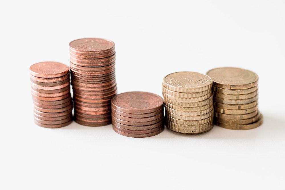 Long term coins growing