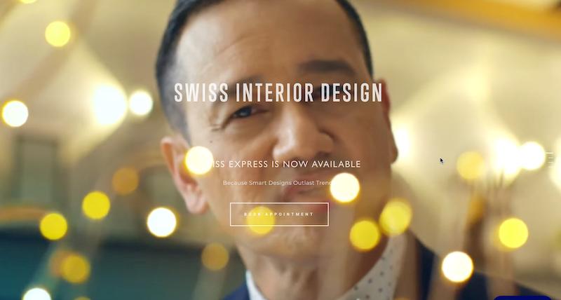 swiss interior client