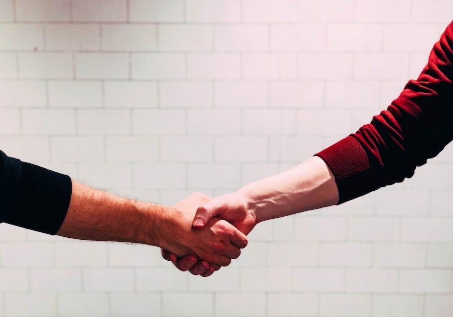 handshake joint venture